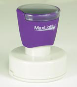 MAXLIGHT VERMONT NOTARY - Pre-Inked Vermont Notary