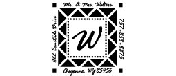 MG6 - Monogram Stamp 106